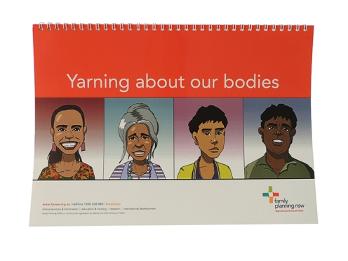 Yarning About Our Bodies Flipchart