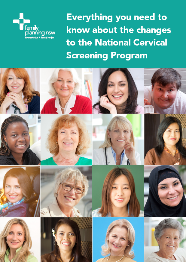 Everything you need to know about the changes to the National Cervical Screening Program (10 copy bundle)